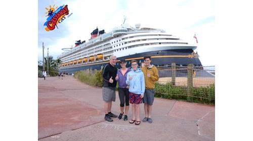 Disney Magic Bahamas Cruise