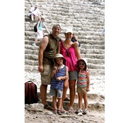 Ruins of Coba, Mexico