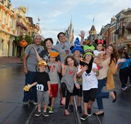Our last Disney World Vacation