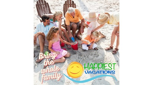 Multi Generational Family Vacation Deals available