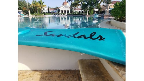 Sun, sand and romance at Sandals Southcoast!