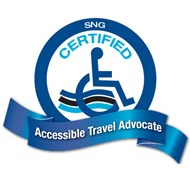 Special Needs Group Certified Accessible Travel Ad