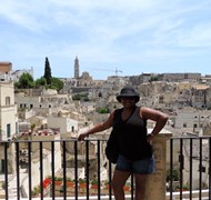 Beautiful Matera, South Italy