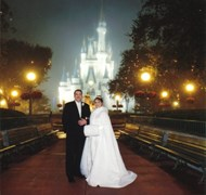 My Disney Fairytale Wedding December 2001