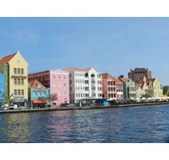 The beautiful colors of Curacao