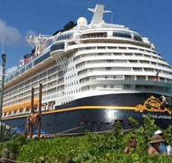Disney Fantasy-Awesome First Cruise - July 2016