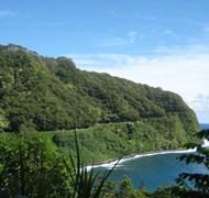 Maui's Road to Hana - Taken on my Honeymoon