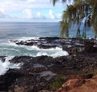 Beautiful Coast of Kauai Hawaii