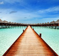 Bungalows in Maldives