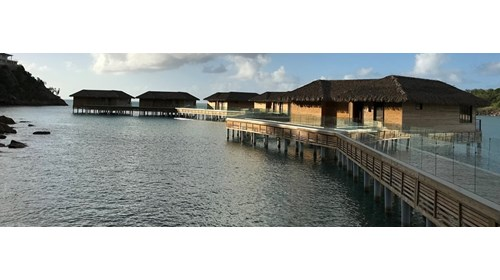 New Overwater Bungalows