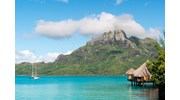 The one and only Bora Bora!