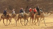 Wadi Rum Desert, Jordan - Camel Ride
