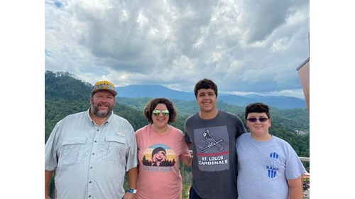 Amazing family vacation in the Smoky Mountains