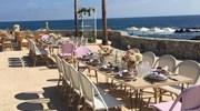 Destination Wedding Set Up At Grand Fiesta in Cabo
