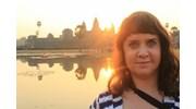 Sunset at Angkor Wat, Cambodia