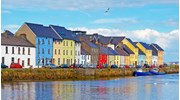 The Claddagh in Galway Ireland
