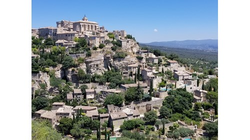 Perched Village of Gordes, Provence