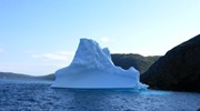 Iceberg off the coast of St. John's Newfoundland