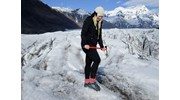 Glacier walk in Iceland!