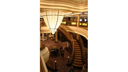 On Board Regent Seven Seas Explorer
