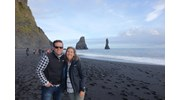 Reynisfjara Black Sand Beach in Iceland