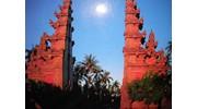 Entrance Nusa Dua Beach Hotel - Bali