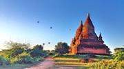 One of my favorite places: Bagan, Myanmar