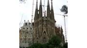 La Sagrada Familia Basilica, Barcelona Spain