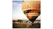 Gloobo España hot air balloon ride