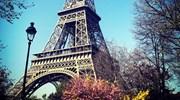I love Paris in the springtime !