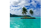 Bora Bora only place to ever take my breath away!
