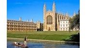 Kings College, Cambridge  a fascinating city!