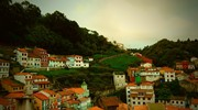 Cudillero, a tiny fishing village in Asturias