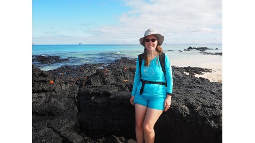 Galapagos- where each day is a new adventure