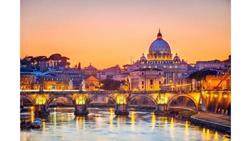 Beautiful, Magical, Eternal....Roma