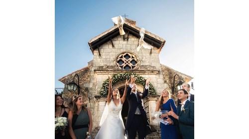 Casa deCampos Destination Wedding