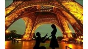 Best romantic place is the Eiffel tower