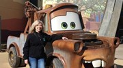 Mater & me at Disney's Art of Animation Resort