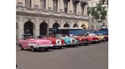 50's Vintage Cars in Havana, Cuba